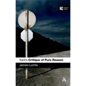 Kant's 'critique of Pure Reason