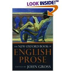 The New Oxford Book of English Prose