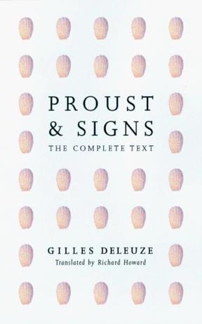 Proust and Signs