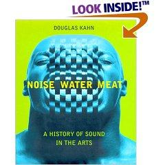 《NOISE WATER MEAT-A History of Sound In the Arts 》