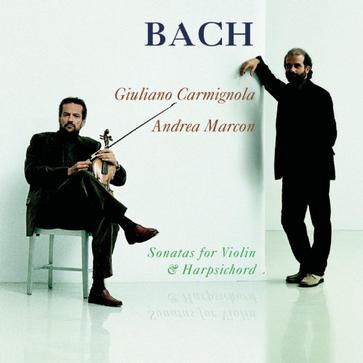 Bach: Sonatas for Violin and Harpischord