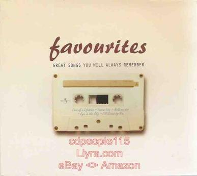 Favourites - Great Songs You Will Always Remember [Double CD Import]