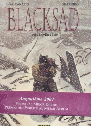 Blacksad vol. 2