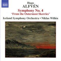 Hugo Alfven - Symphony No.4 in C minor; Festival Overture