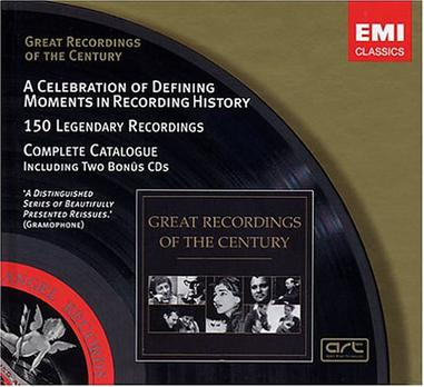 A Celebration of Defining Moments in Recording History