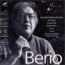 Berio: The Great Works for Voice