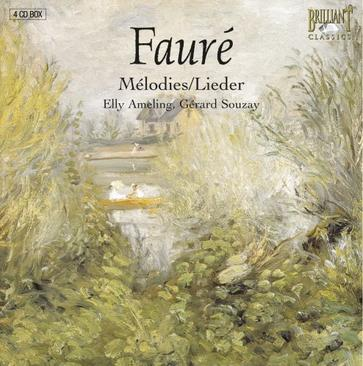 Faure: Melodies/Lieder/Songs (complete)