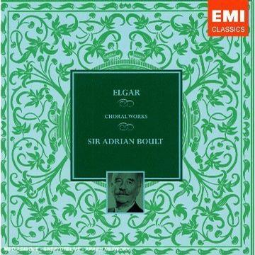 Elgar: Choral Works [Box Set]