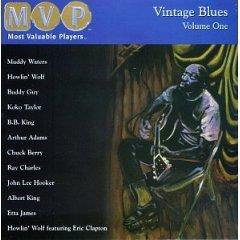 MVP Most Valuable Players - Vintage Blues Volume One