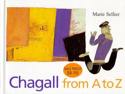 Chagall from A to Z (Artists from A to Z)