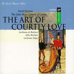 The Art of Courtly Love - David Munrow & The Early Music Consort of London