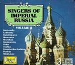 Singers of Imperial Russia 2