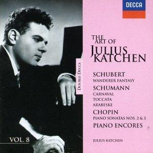 The Art of Julius Katchen: Volume 8
