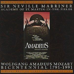 Amadeus: The Complete Original Soundtrack Recording