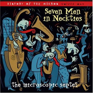 Seven Men in Neckties: History of the Micros, Vol. 1