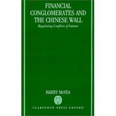 Financial Conglomerates and the Chinese Wall
