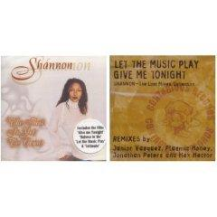 [2 CD Set] The Best Is Yet To Come / Let The Music Play, Give Me Tonight - The Lost Mixes Collection