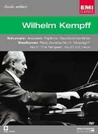 Wilhelm Kempff - Beethoven Piano Sonatas No. 14: Moonlight