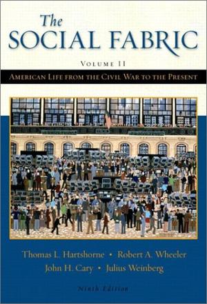 The Social Fabric, Volume II (9th Edition)