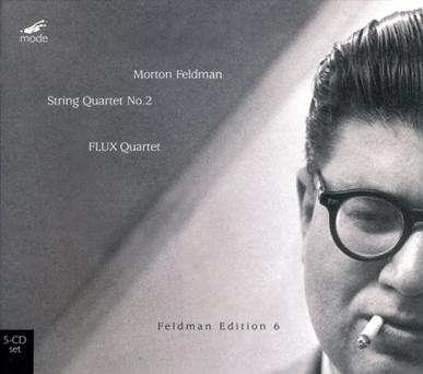 Morton Feldman: String Quartet 2