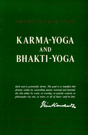 Karma-Yoga and Bhakti-Yoga