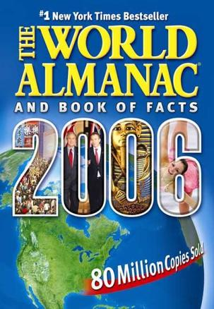 The World Almanac and Book of Facts 2006 (World Almanac and Book of Facts)