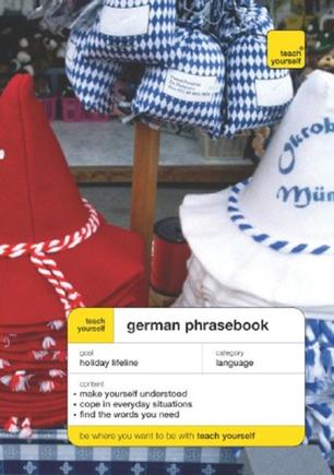 Teach Yourself German Phrasebook