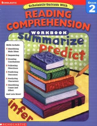 Scholastic Success With READING COMPREHENSION 2
