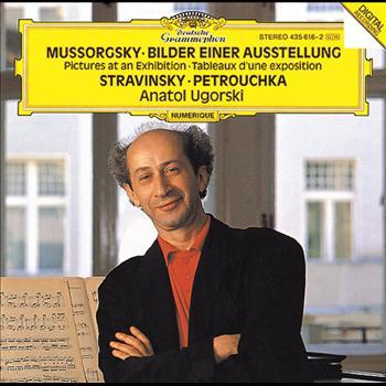 Ugorski plays Mussorgsky and Stravinsky