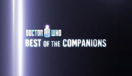 最棒的同伴 Doctor Who: Best of The Companions