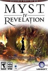 神秘岛4:启示录 Myst IV: Revelation