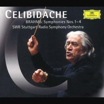 Brahms: Symphonies Nos. 1-4 ~ Celibidache