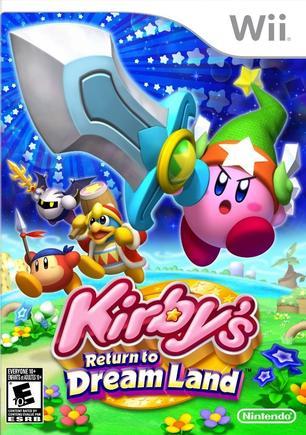 星之卡比:重返梦幻岛 星のカービィ Wii