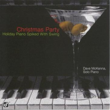 Dave Mckenna - Christmas Party: Holiday Piano Spiked With Swing