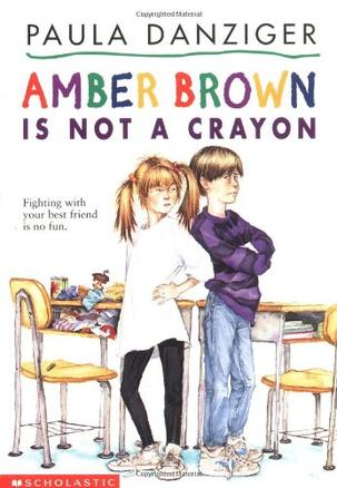 AMBER BRONW IS NOT A CRAYON