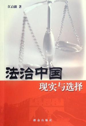法治中国现实与选择