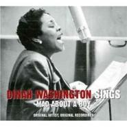 Dinah Washington Sings Mad About a Boy
