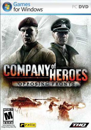 英雄连:抵抗前线 Company of Heroes: Opposing Fronts