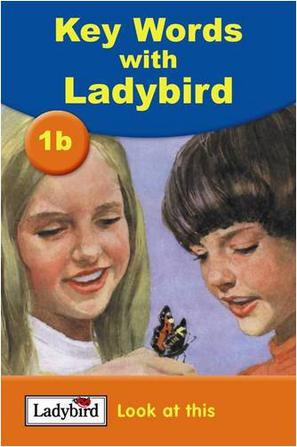 Key Words with Ladybird Look at this 1b