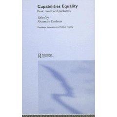 Capabilities Equality