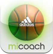 miCoach Basketball (iPhone)