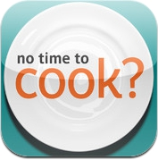Real Simple Recipes: No Time to Cook? (iPhone / iPad)