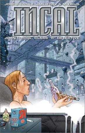 "John Difool, Class ""R"" Detective (The Incal, Book 2)"