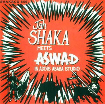 Jah Shaka Meets Aswad in Addis Ababa Studio