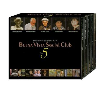 Buena Vista Social Club Five