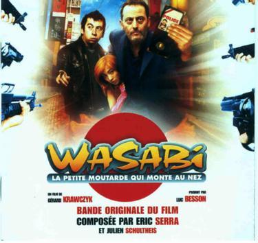Wasabi - Bande Originale Du Film