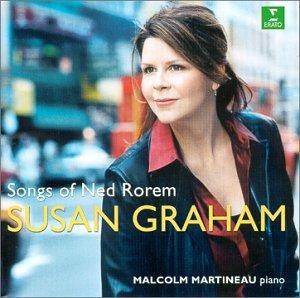 Susan Graham - Songs of Ned Rorem