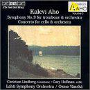 KALEVI AHO: Symphony No. 9 for Trombone and Orch / Concerto for Cello and Orch