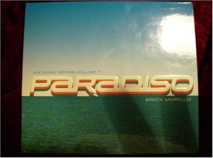 Armani Exchange Music Series Vol 7 Paradiso