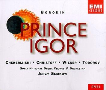 Borodin: Prince Igor (Highlights)